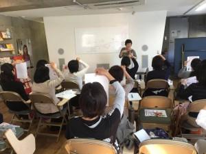 アットホーム留学セミナー@サンクチュアリ出版 参加者の声「マキ先生のフォニックスはわかりやすかったです」