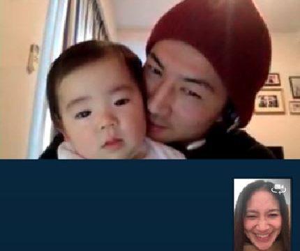 Skype英語レッスン