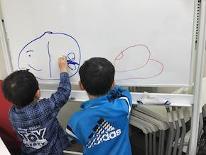 【アットホーム留学アットホームサロン・お客様の声】英語を通じて自分も子どもも考える力がつきます!
