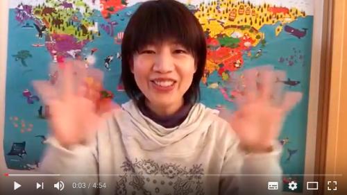 【アットホーム留学しつもん力セミナー・お客様の声】8歳5歳の女の子のママ山本綾子様