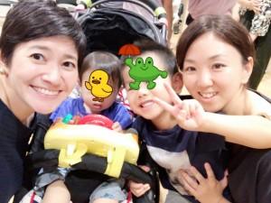 【アットホーム留学アットホームサロン・お客様の声】 英語だけではなく、子どもに対する接し方、寄り添い方を学んでいます。