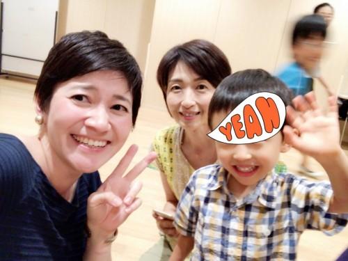 【アットホーム留学アットホームサロン・お客様の声】 子どもに対する接し方、会話や寄り添い方を学びました。